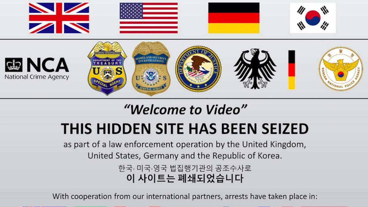 """""""Welcome to Video"""": Das Ende einer Darknet-Seite"""