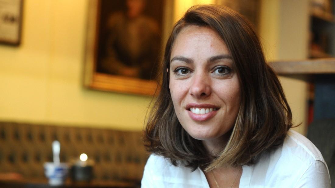 Joana Osman wollte die Ohnmacht nicht akzeptieren