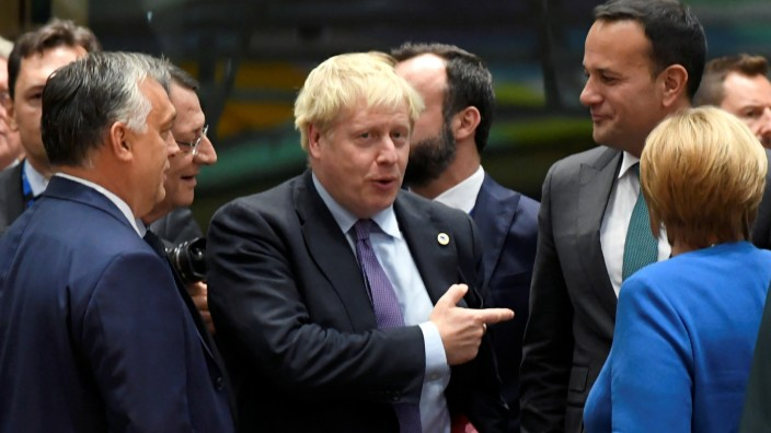 International Der Brexit wird erneut verschoben
