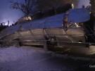 Milchtransporter gerät nach Unfall in Brand: Fahrer stirbt (Vorschaubild)