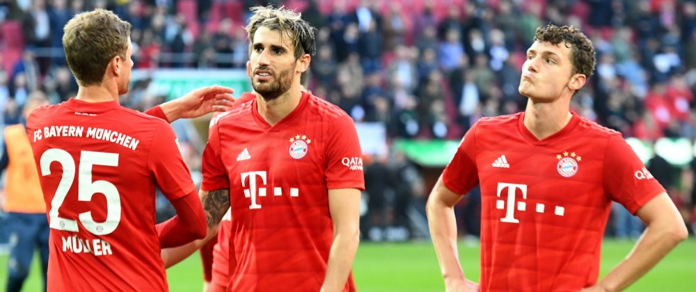 FC Augsburg - Bayern München