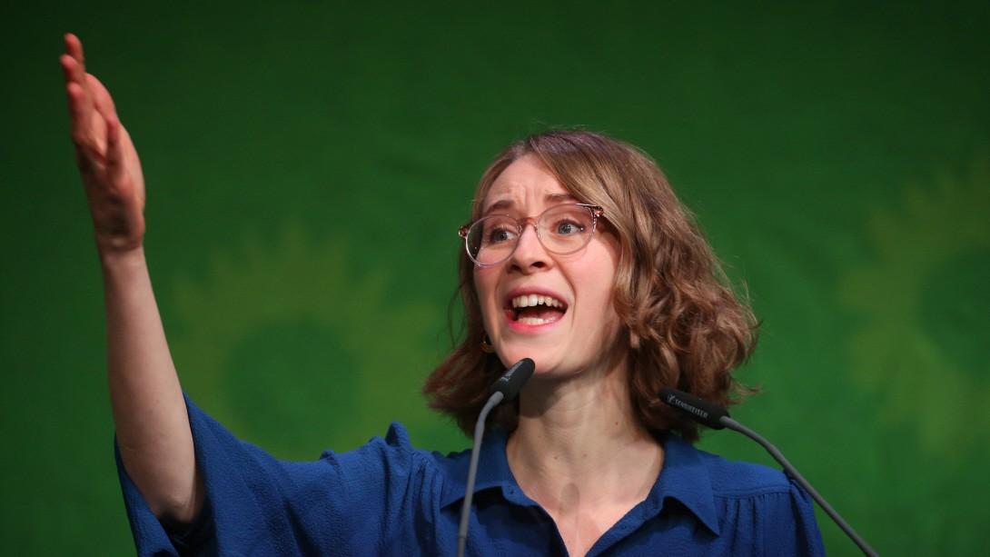 Grüne in Bayern: Eva Lettenbauer neue Parteivorsitzende