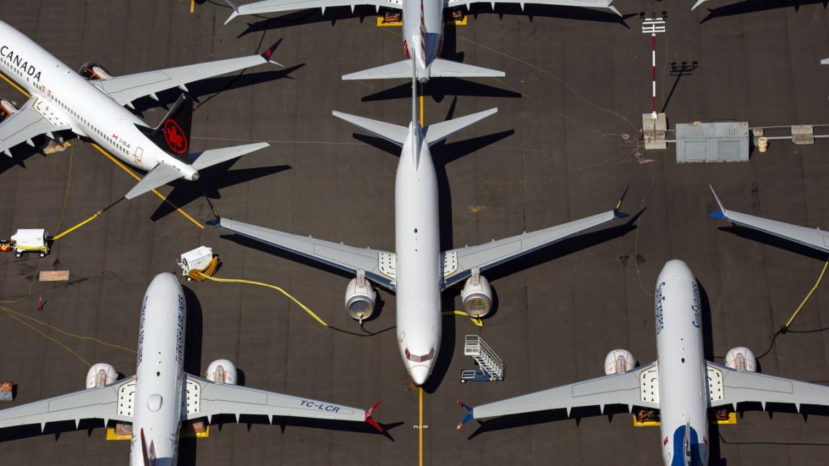 """Boeing - """"Ungeheuerliche"""" Software in der 737 Max"""
