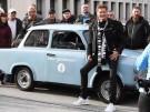"""""""Looking for freedom"""" im Zweitakt: Hasselhoff ist Trabi-Fan (Vorschaubild)"""