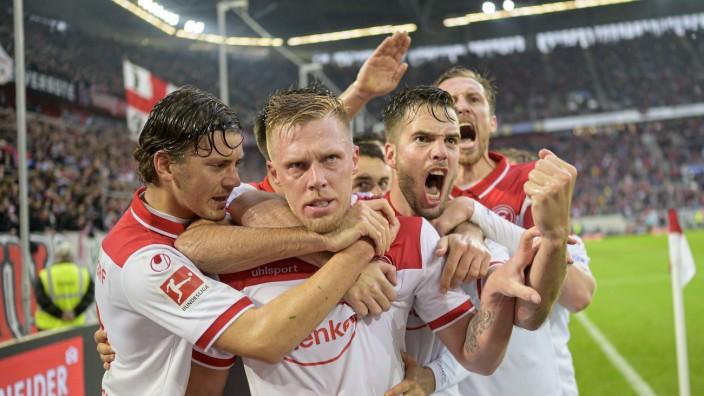 Fussball 1. Bundesliga/ Fortuna Duesseldorf - 1. FSV Mainz 05
