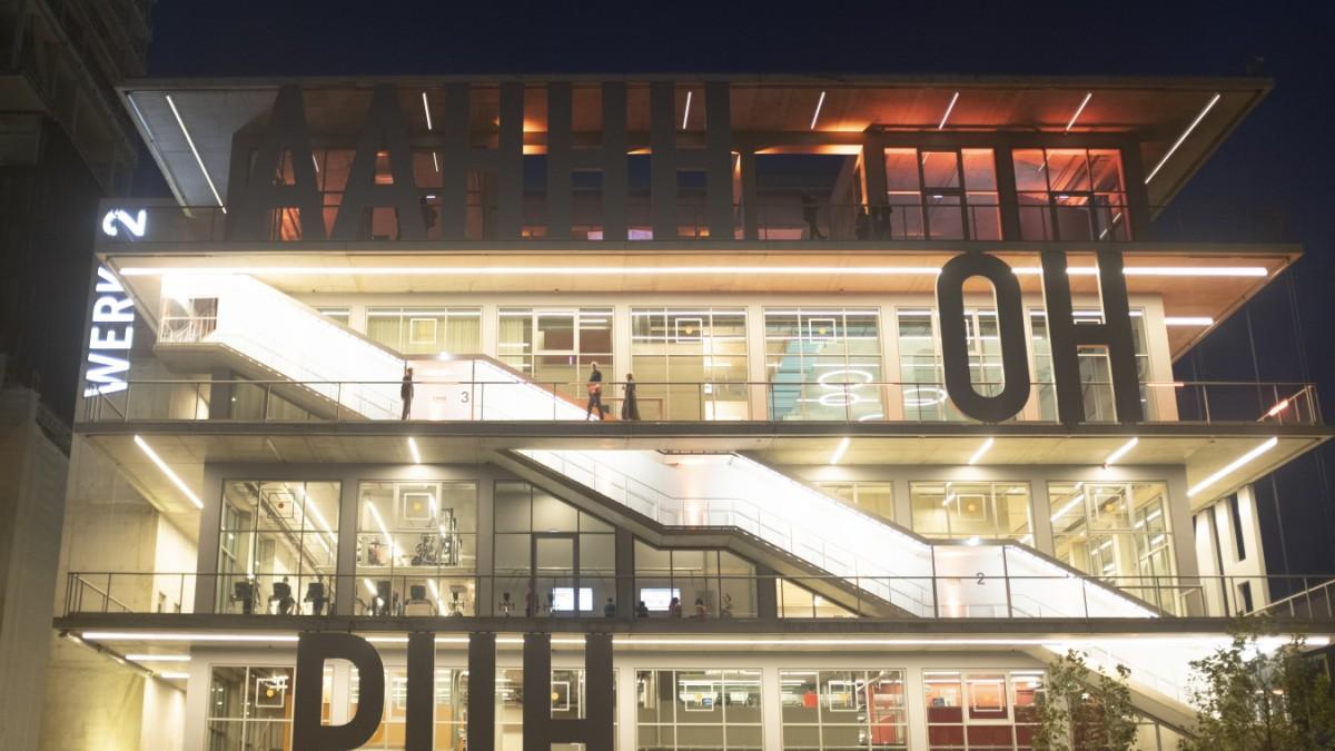 München: Werk 12 im Werksviertel am Ostbahnhof eröffnet