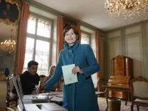 Parlamentswahl in der Schweiz