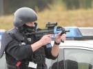 Polizisten und Soldaten proben Kampf gegen Terroristen (Vorschaubild)