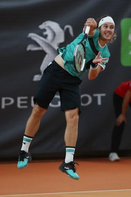 Lukas Lacko  (SVK) Tennis - Wolffkran Open - Ismaning - ATP Challenger -  TC Ismaning  - Germany - 2019