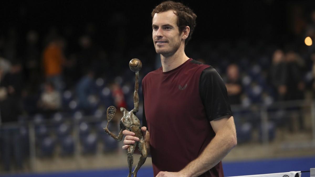 Andy Murray gewinnt erstes Turnier seit 2017