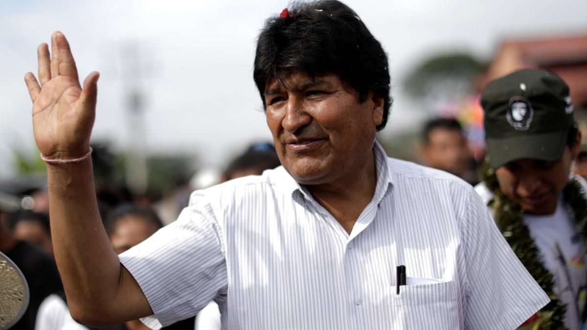Bolivien - Evo Morales muss wohl in die Stichwahl