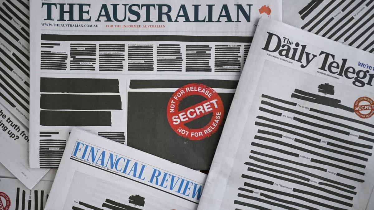 Ihre Meinung zum australischen Zeitungs-Protest