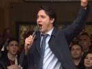 Parlamentswahl in Kanada: Trudeau im sanften Aufwind (Vorschaubild)