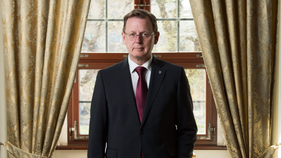 Bodo Ramelow vor der Wahl: Der rote Konservative