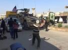 Kurden verabschieden US-Truppen mit Steinhagel (Vorschaubild)