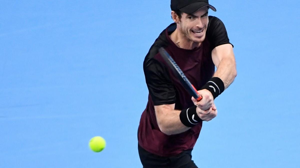Murray krönt seine Rückkehr