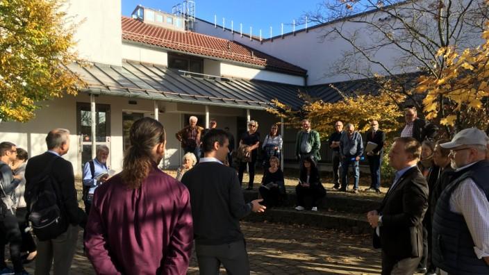 SFZ Grafing Comenius Schule Comeniusschule Kreistag Erweiterung
