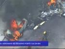 Mehrere Tote nach Absturz eines Kleinflugzeugs über Belo Horizonte (Vorschaubild)