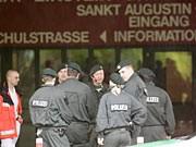 Amokalarm in Sankt Augustin bei Bonn, Reuters
