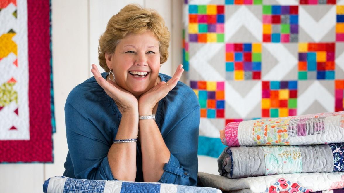 Jenny Doan - Queen der Quilts