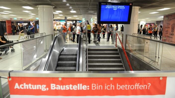 S-Bahn München Öffentlicher Nahverkehr