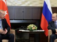 Politik Türkei Erdoğan und Putin einigen sich auf Verlängerung der Waffenruhe in Nordsyrien