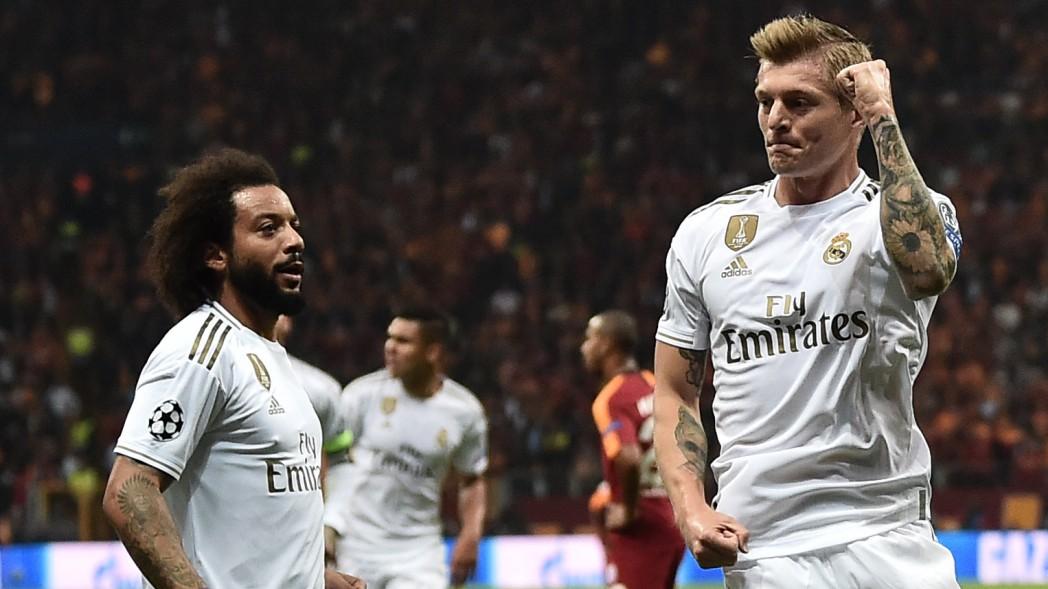 Champions League: Kroos schießt Real Madrid zum Sieg