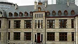 Bayerische Vertretung in Brüssel, dpa