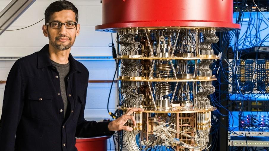 Quantencomputer: Google verkündet Quantenüberlegenheit