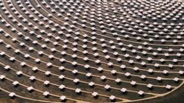 Solarkraftwerk, Sevilla, AP