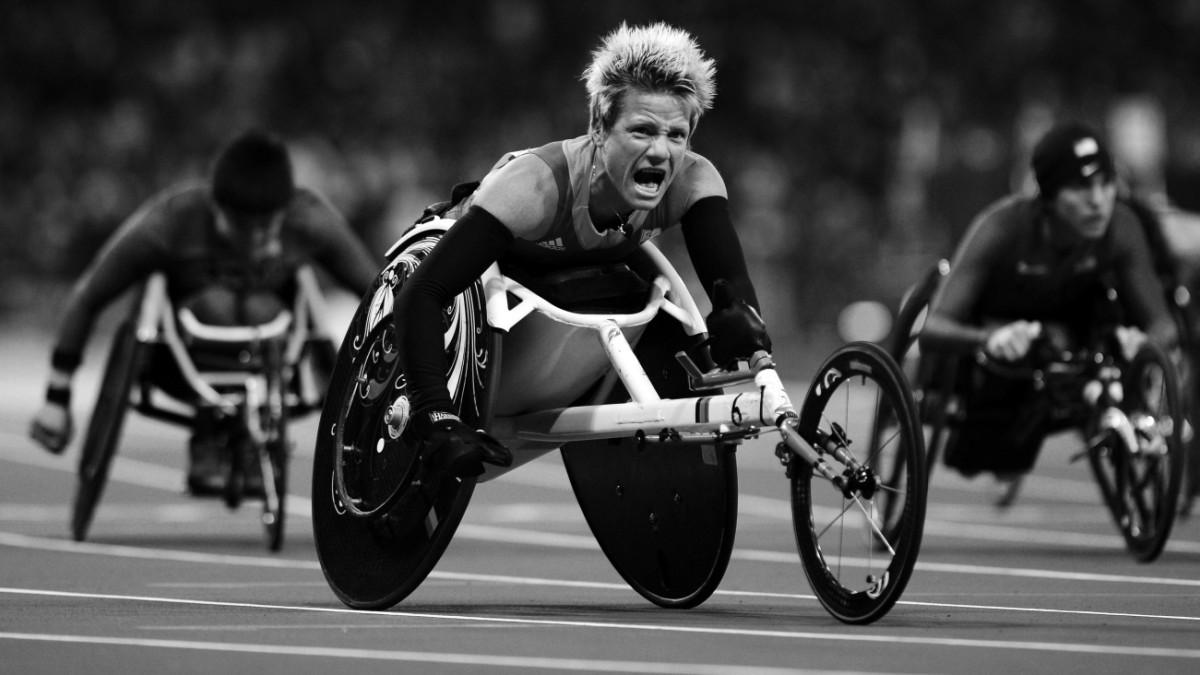 Paralympics: Zum Tod von Marieke Vervoort