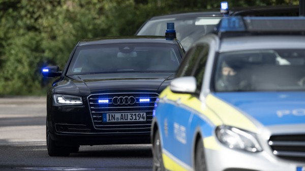 Haftprüfungstermin - Tatverdächtiger von Halle