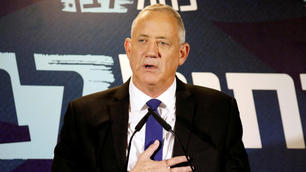 Israel: Gantz will Einheitsregierung mit Netanjahu