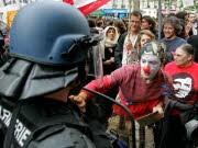 Hochschule Universität Proteste Frankreich Studenten Deutschland Bildung, ap