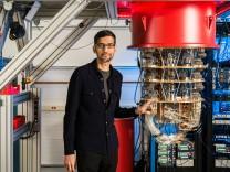 Google meldet Durchbruch mit Quantencomputer