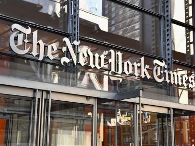 New York Times: Öffentliche Gänsehaut