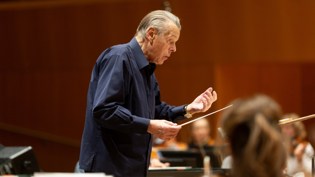 Dirigent erkrankt: Mariss Jansons sagt Konzerte ab