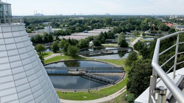Klärwerk Gut Großlappen, Freisinger Landstraße 187, Thema: Energieautarke Kläranlagen