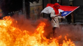 Anti-government protests in Chile