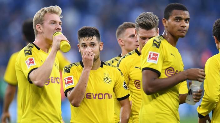 Borussia Dortmund Droge Im Derby Sport Sz De
