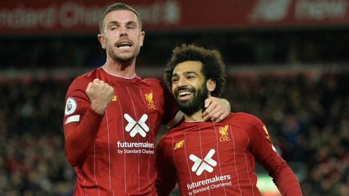 Internationaler Fussball Liverpool Siegt 2 1 Gegen