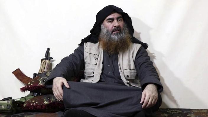 Türkei fasste Schwester von getötetem IS-Chef Baghdadi