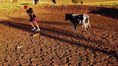 Klima Katastrophale Veränderungen