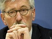 Thilo Sarrazin Bundesbank Finanzsenator Berlin Schelte dpa