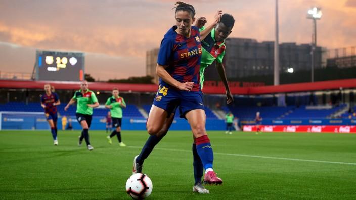 Barcelona v FC Minsk: UEFA Womens Champions League