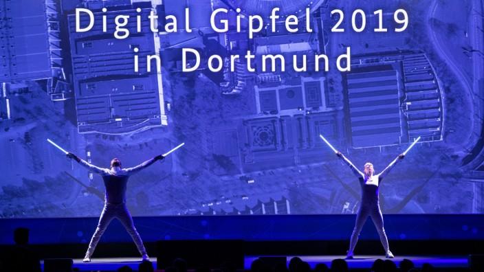 Digital-Gipfel 2019 der Bundesregierung