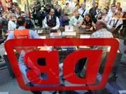 Streik bei der Bahn im Jahr 2007, Foto: AP
