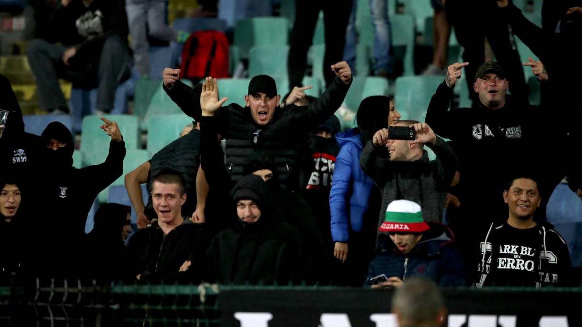 Uefa bestraft Bulgarien mit Geisterspiel