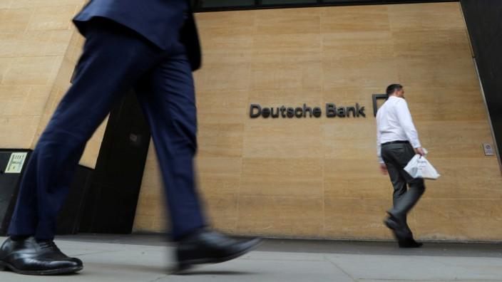 Deutsche Bank: Filiale in London