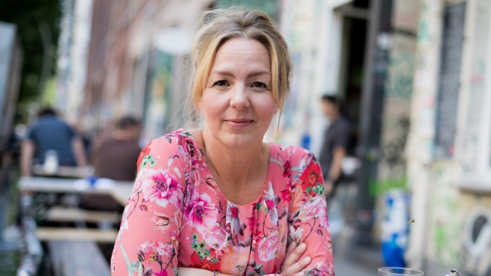 Schriftstellerin Simone Buchholz